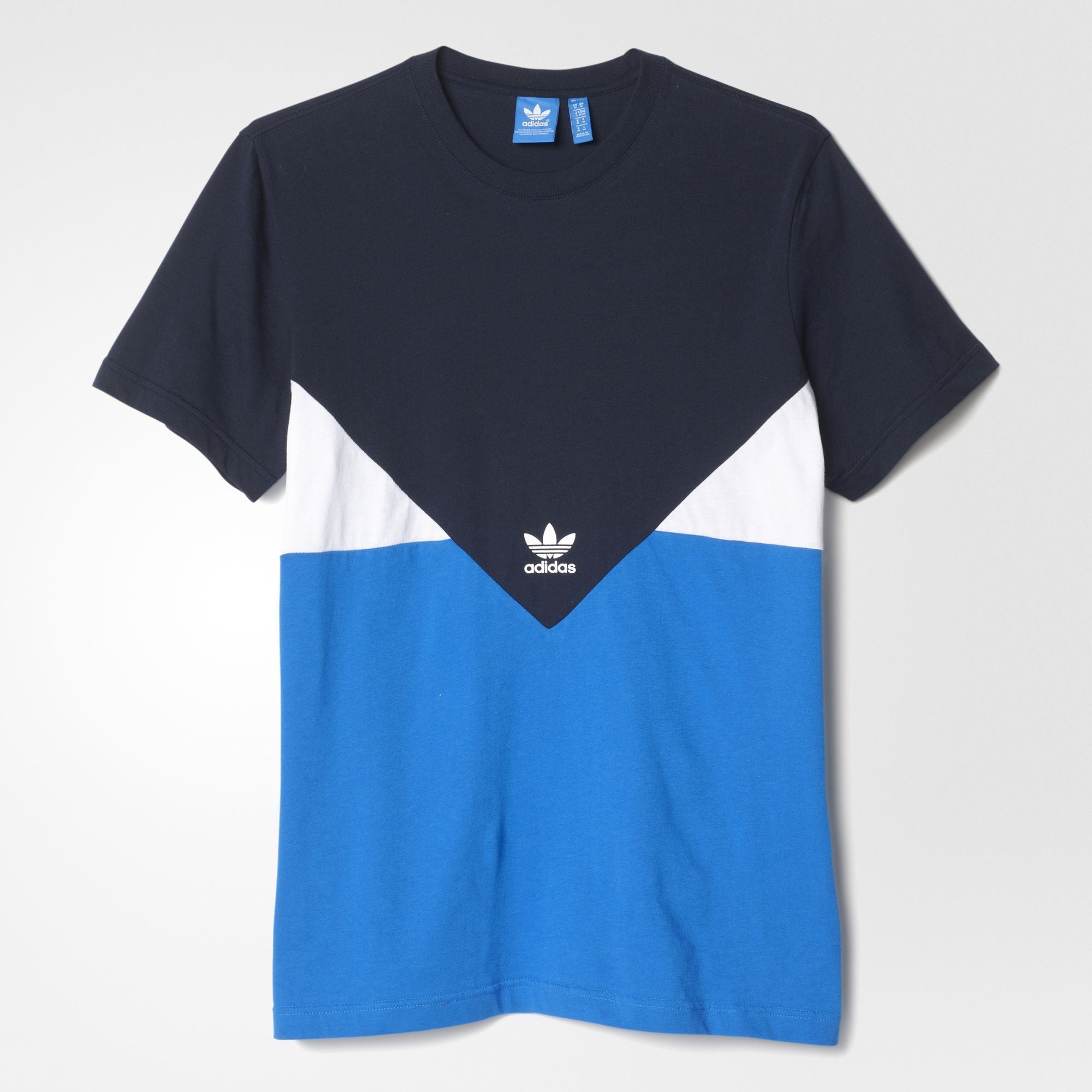 3fa04e7eed Details about adidas Originals Mens Colorado CRDO Tee Blue | AY7810