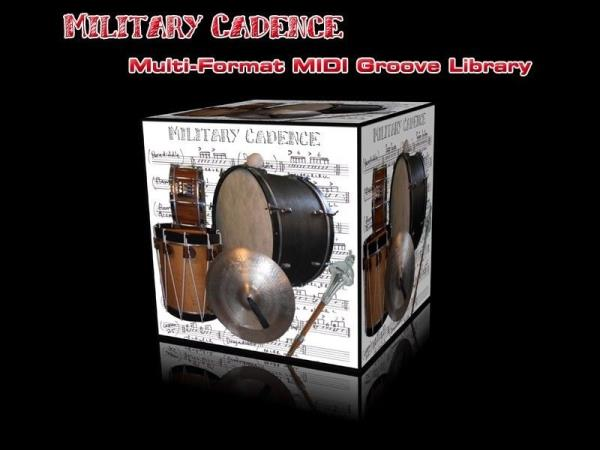 Details about New Platinum Samples Military Cadence Grooves Midi Groove  Library Software