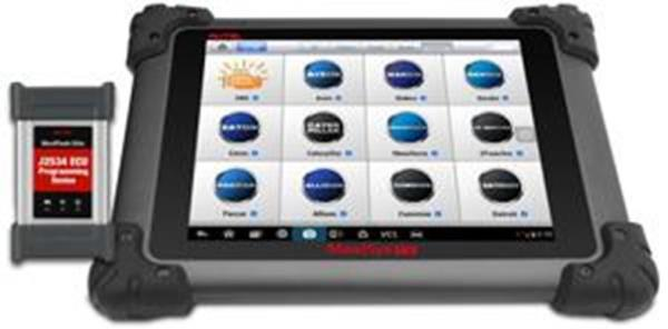 Details about AUTEL MS908CV HD Fleet MaxiFlash Elite Programming and Scan  Tool, USA Version AU