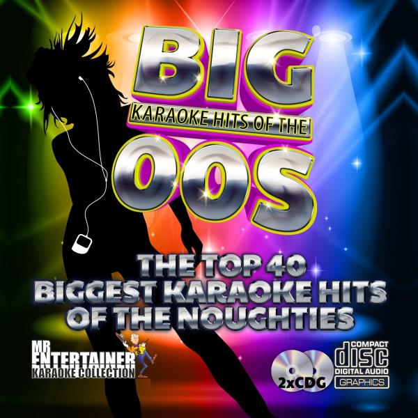 Details about 00's Karaoke  Mr Entertainer Big Hits Double CD+G/CDG Disc  Set  Noughties