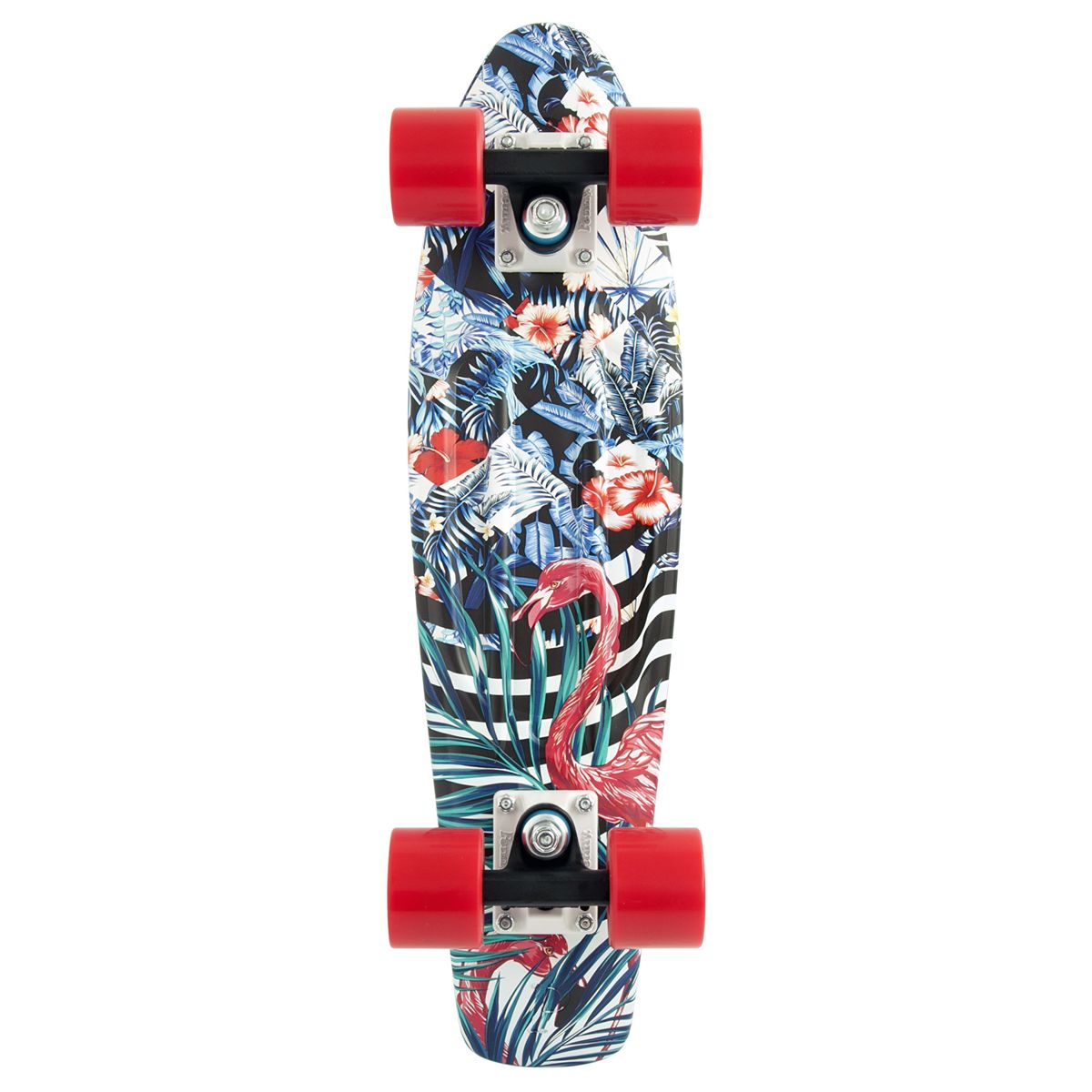Penny Skateboard Complete Flamingo Forest RRP $159.99 FREE POST NEW