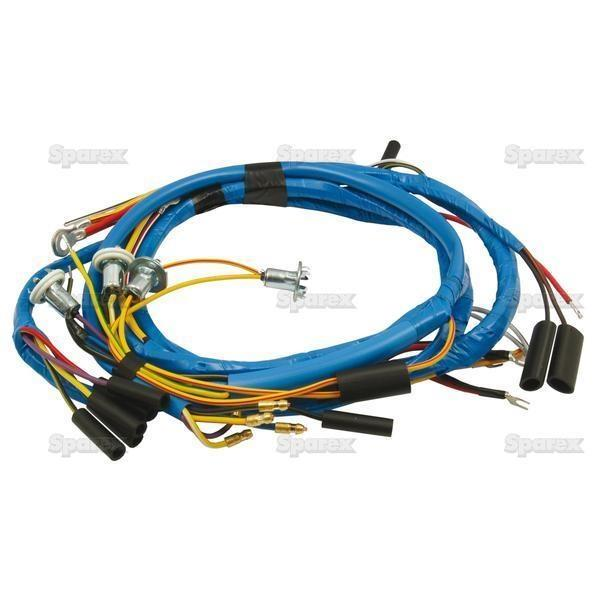 4100 engine wiring made to fit ford wiring harness  ford  diesel s 67792 2600  3600  ford wiring harness  ford  diesel