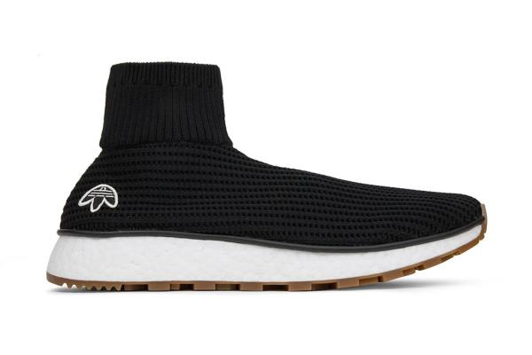 038933eee318c Adidas x Alexander Wang AW Sock Sneakers Run Clean Black Size 7-12 Mens NMD  Y-3. 100% AUTHENTIC OR MONEY BACK GUARANTEED