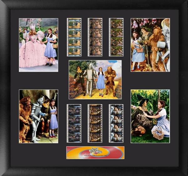 Details about Wizard of Oz Montage 20 X 19 Framed Film Cell Limited Edition  COA