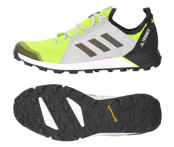 Details about Adidas Men Terrex Agravic Speed Training Shoes Running Volt Sneakers Shoe S80863