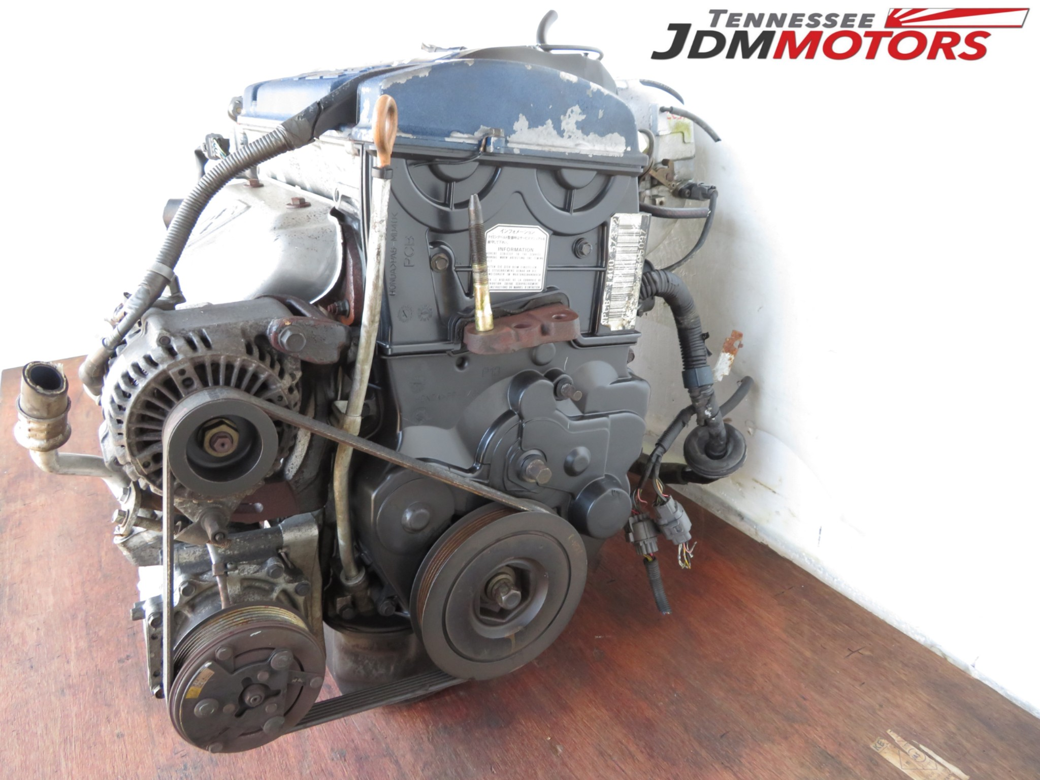 Details about 98-02 HONDA ACCORD SIRT 2 0L VTEC ENGINE WITH AUTO  TRANSMISSION JDM HONDA F20B