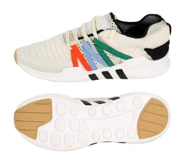 new style a00d6 90380 Adidas Sneakers feature Lightweight, strategically placed mesh enhances  airflow for optimal comfort and breathability.