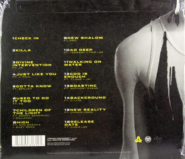Details about Lecrae Rehab NEW CD Christian Hip Hop Songs Music