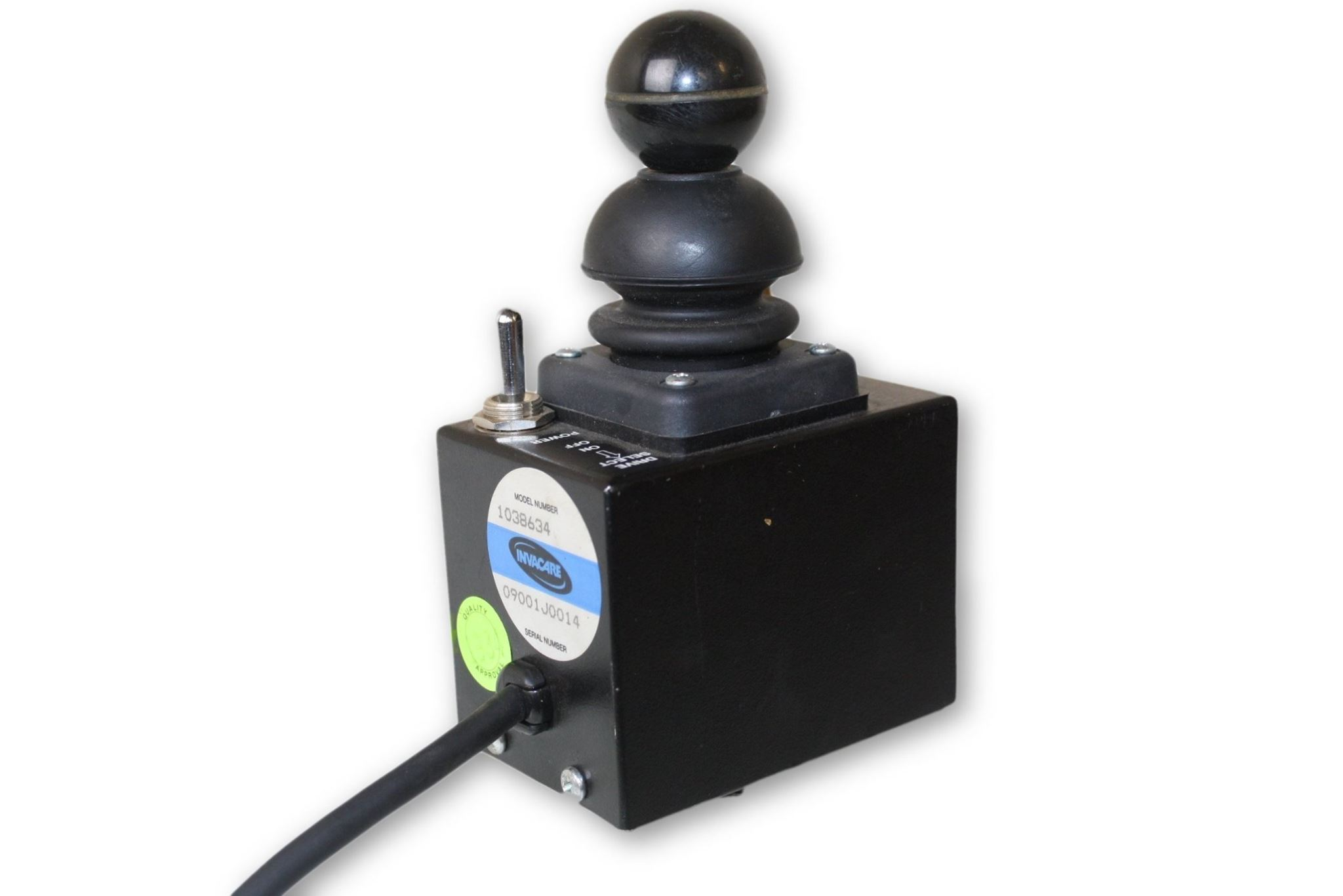 Details about Invacare Electric Wheelchair Joystick Controller 1038634