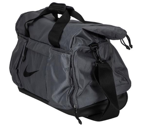 c1443bbb60 Details about Nike Vapor Speed Duffel Medium Bags Running Gray Cross GYM  Bag Sacks BA5568-021