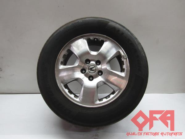 2004 acura mdx wheel 17 rim w 235 65r17 tire ebay. Black Bedroom Furniture Sets. Home Design Ideas