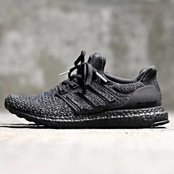 check out 8371c 755c2 Details about ADIDAS ULTRA BOOST CLIMA TRIPLE BLACK PK PRIMEKNIT SIZE 7-12  NMD PARLEY LTD MENS
