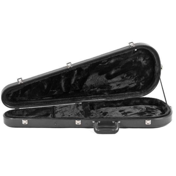 2cdda33b7fd New Guardian CG-056-LPJ Hardshell Case for Les Paul Jr. Electric Guitar,  Black