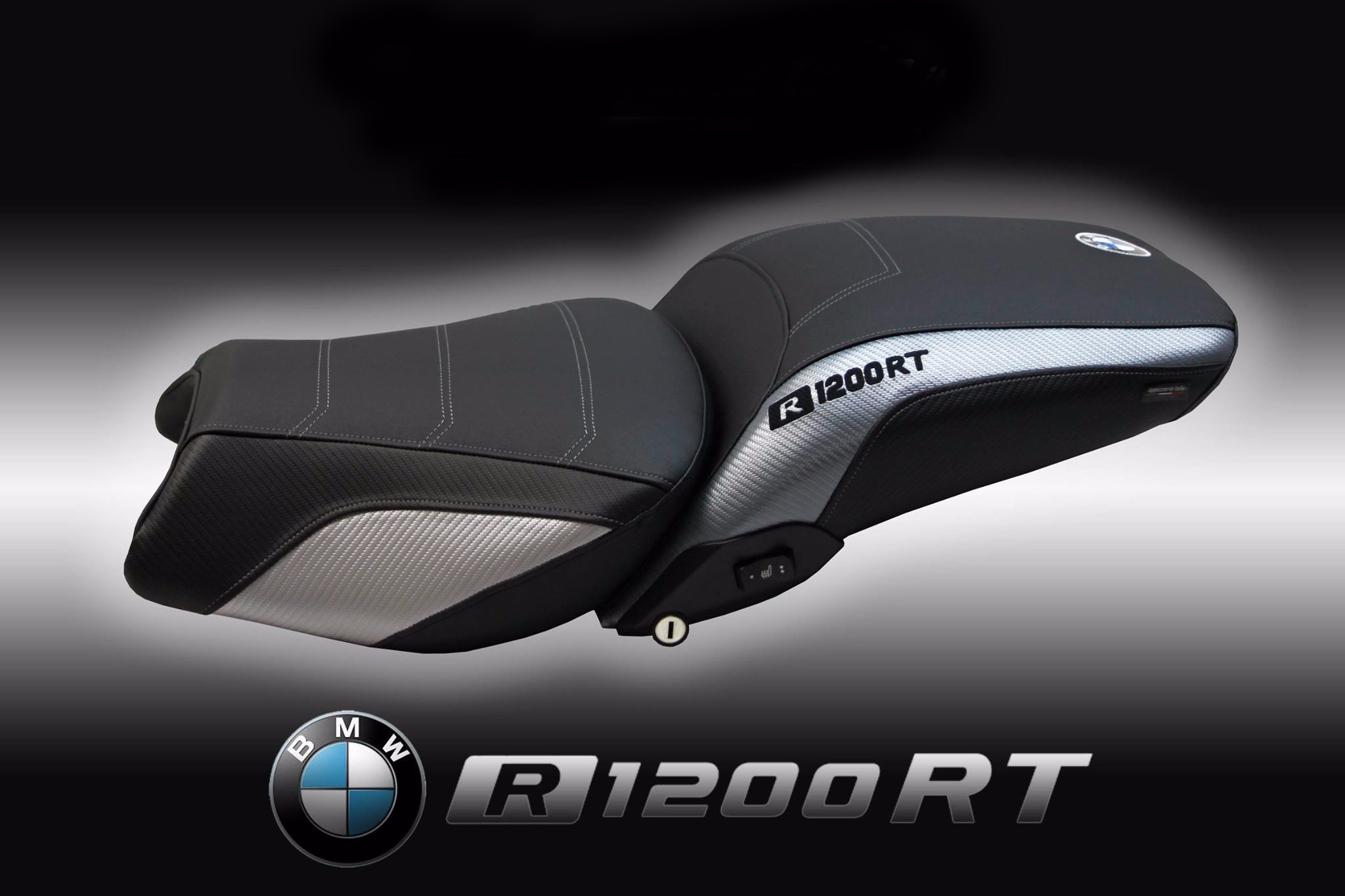 Details About Bmw R1200 Rt 2014 2018 Tappezzeria Italia Comfort Foam Seat Cover New