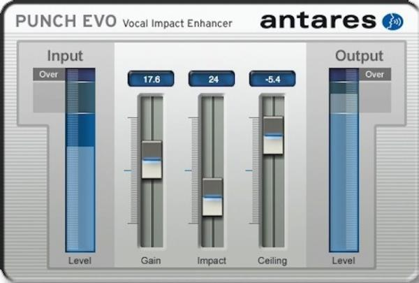 Details about New Antares Punch EVO Vocal Impact Enhancer Plug-in Software  AAX AU VST Mac PC