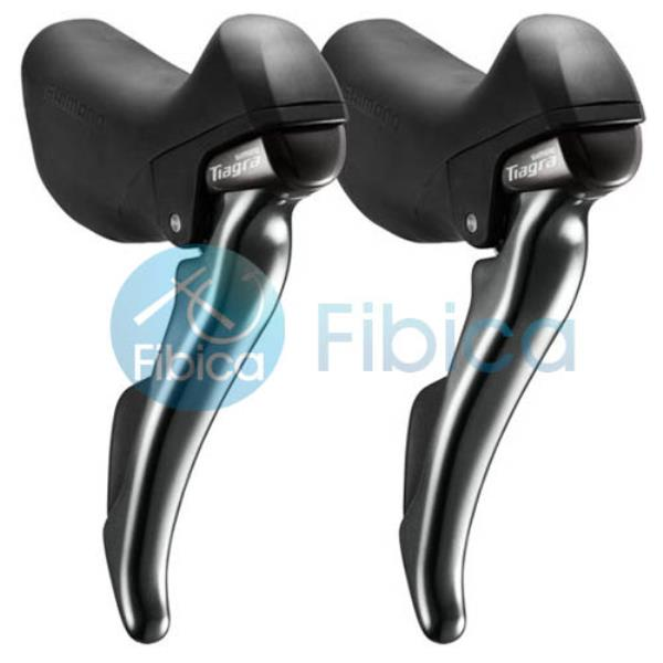 Right Shimano Road Tiagra ST-4600 STI Shifters Brake Levers 2 x 10 Speed Left