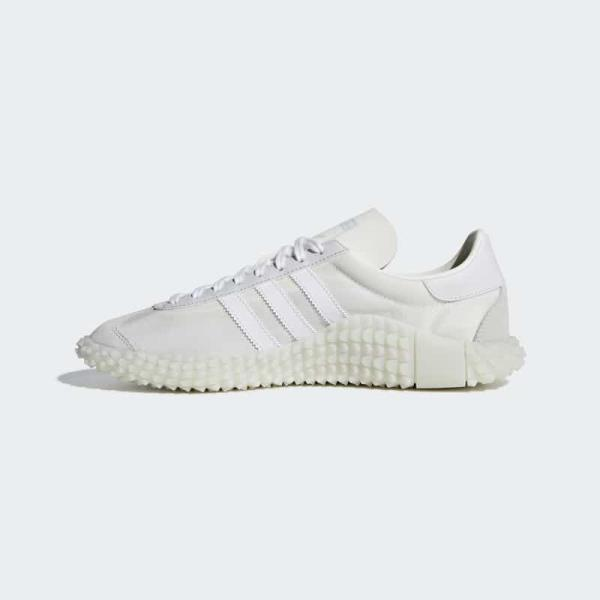 38c6cfcd1ed96 Adidas Kamanda x Country White Size 7 8 9 10 11 12 Mens Shoes G27825 nmd  y3. 100% AUTHENTIC OR MONEY BACK GUARANTEED