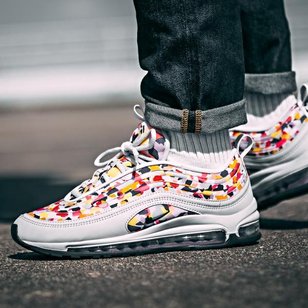 quality design 38d5a ebc58 Nike Air Max 97 UL  17 PRM Sneakers Obsidian Elemental Rose Size 6 7 8 9  Womens