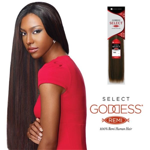 Sensationnel Goddess Select Remi Yaky 100 Human Hair Weave Ebay