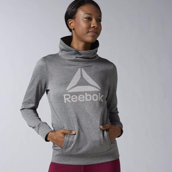Details about New Women's REEBOK Workout Ready Pullover Hoodie AY1948 MSRP $50