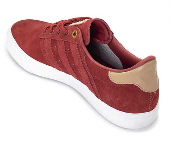 Details about NEW MEN'S 10 ADIDAS SEELEY PREMIERE CLASSIFIED MYSTERY RED SKATE SHOES BB8528