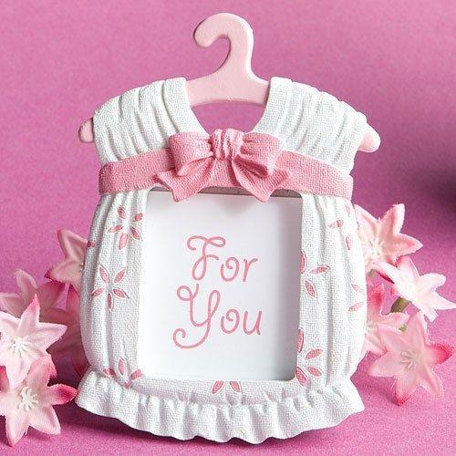 Cute Baby Themed Photo Frame Girl Baby Shower Favors Picture Frame