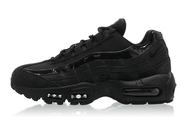 NIKE WMNS AIR MAX 95 Black Size 5 6 7 8 9 10 Womens Shoes 307960-008