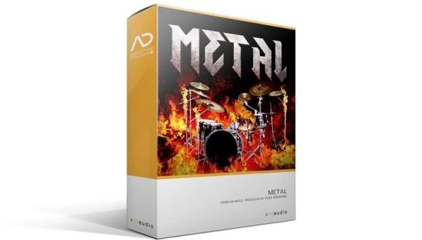 Details about New XLN Audio Addictive Drums 2: Metal ADpak Software Mac/PC  Plug-In VST AAX AU
