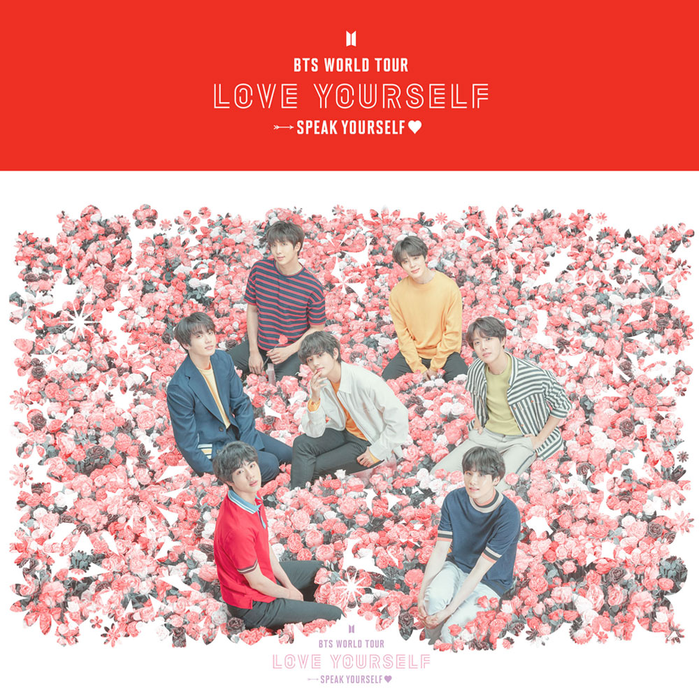 Details about BTS WORLD TOUR SPEAK YOURSELF MD OFFICIAL GOODS + Tracking  Number