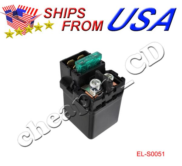 Details about Solenoid Starter Relay HONDA CBR 1000 RR MOTORCYCLE 2004 2005  2006 2007