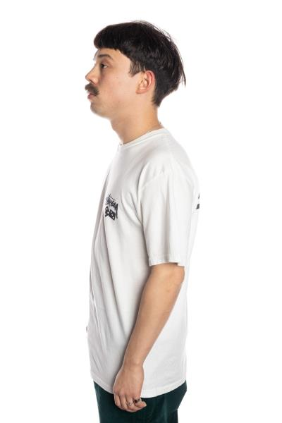 d90b65a4d8 Men's Stussy Dice Pig. Dyed Tee Natural Size Large $74   eBay