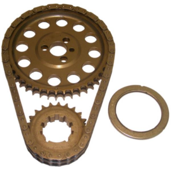 Details about Cloyes Billet Steel Double Roller Timing Chain Set SBC Chevy  9-3500TX9