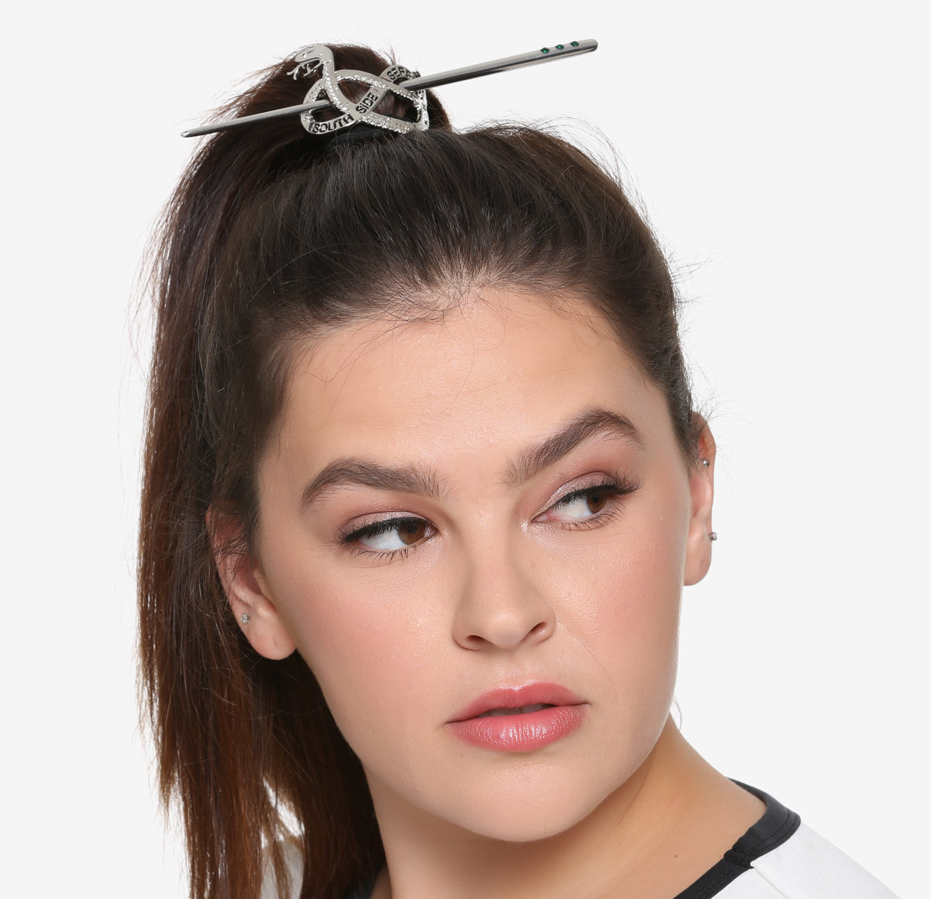 New Riverdale South Side Serpents Hair Bun Pin Hot Topic Exclusive