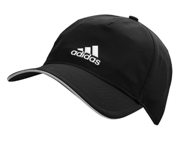 3f24283b3e Details about Adidas Climalite C40 5P Caps Running Hat Golf Navy Black  Adjustable Cap CG2314