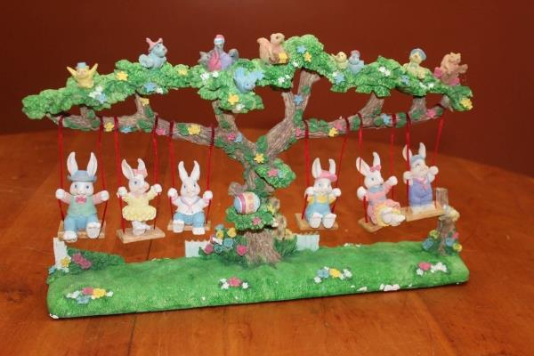 Pity, easter jubilee bunnies swinging decoration valuable idea