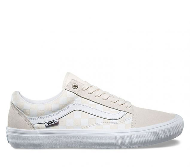 Vans Shoes Old Skool PRO Rowan Zorilla White Skateboard Sneakers FREE POST
