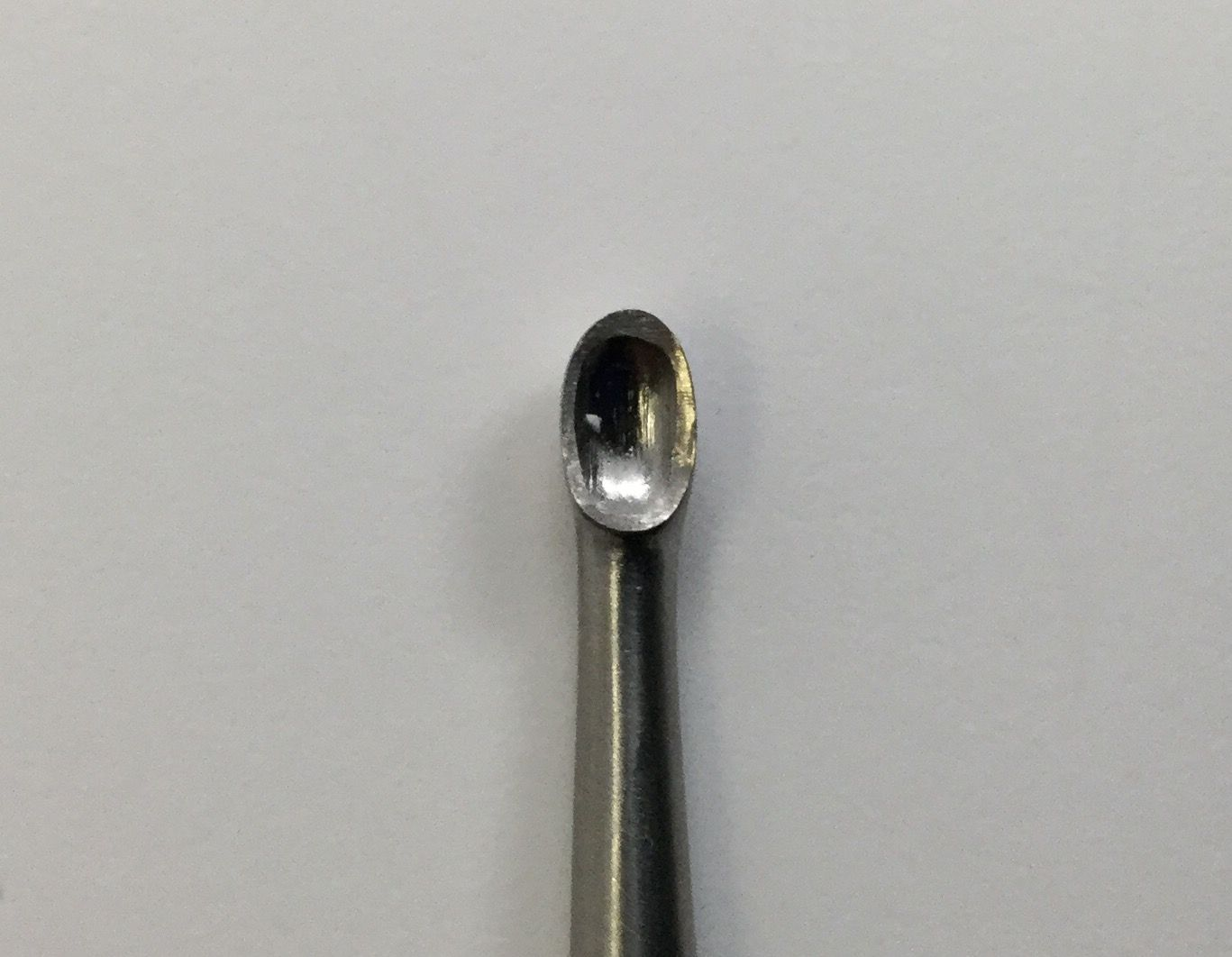 Aesculap MD483 Neuro Size 00 Straight Bruns Spinal Surgical