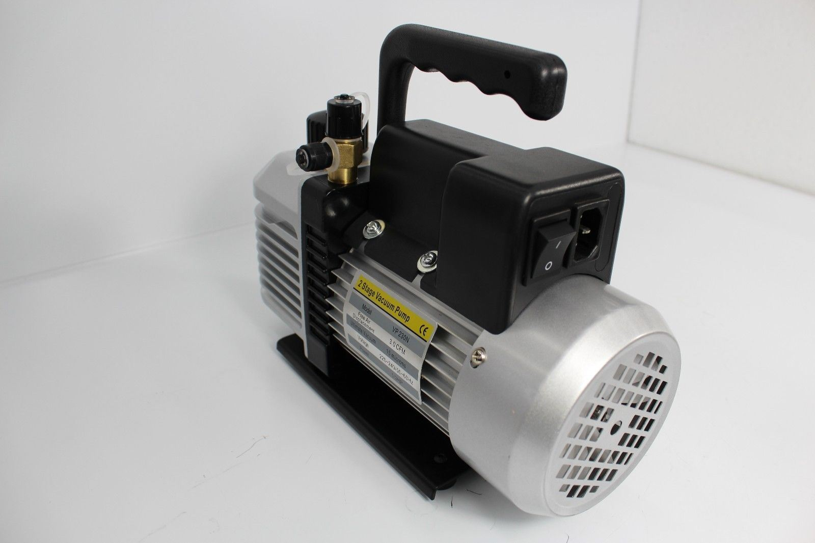 Split System Vacuum Pump For Refrigeration Systems 2 Stage 70 L M Alternatives Wiring Diagram 0 Our Top Selling Series Is A Quality Two Oil Rotary Vane With 15 Micron Ultimate