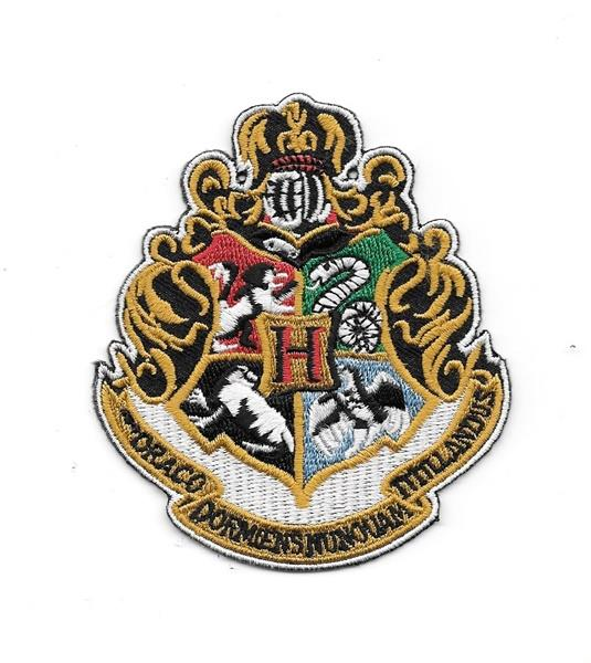 Harry Potter And The Order Of Phoenix Hogwarts Logo Embroidered