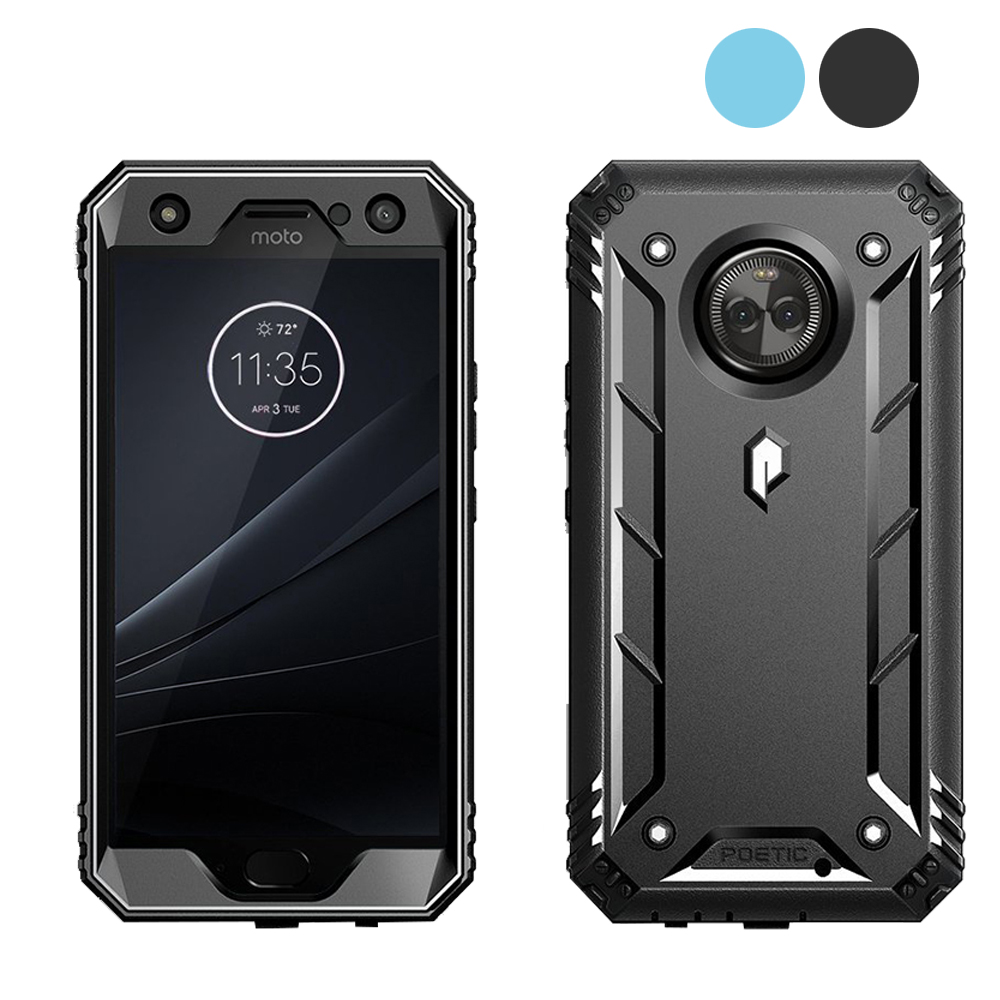 huge selection of 97262 89eb4 For Motorola Moto X4 Case Poetic Rugged Heavy Duty Cover ...