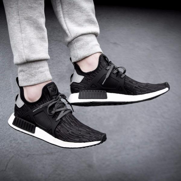Cheap Adidas NMD R1 Nomad BB2885 Black Red size 8 13