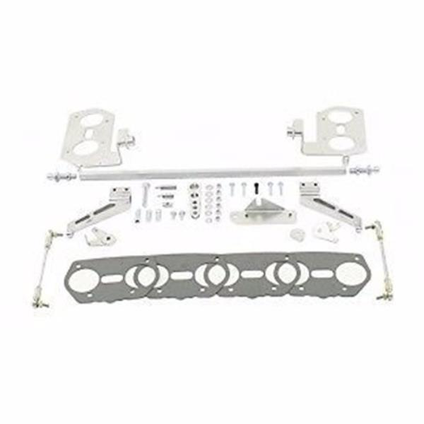 Details about Hex Bar Linkage Fits VW Bug Dual Weber 40-44 IDF Carbs #  CPR129293-BU