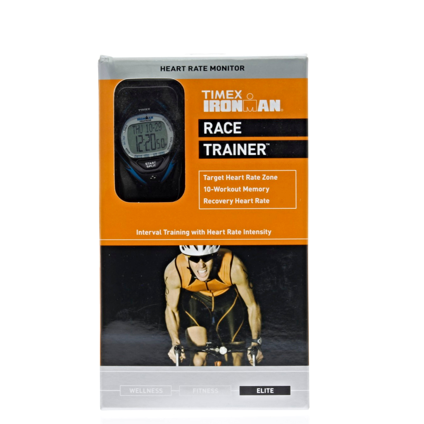 Timex personal trainer t5g971 heart rate monitor smart monkey.