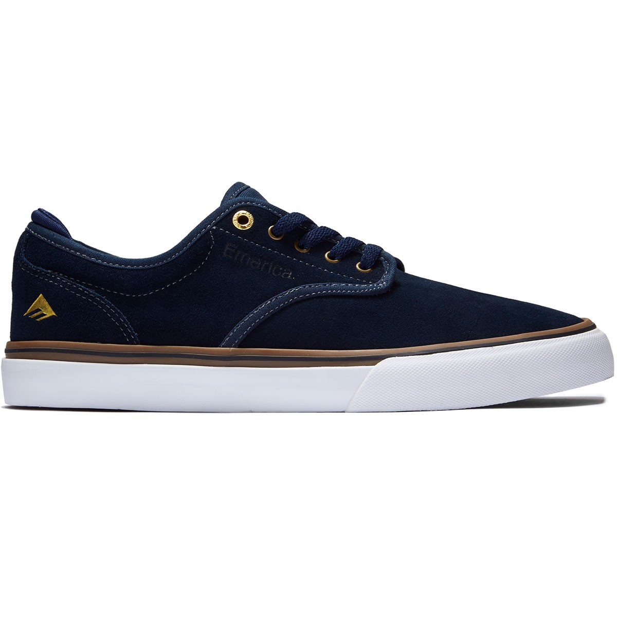 Emerica Shoes Wino G6 Navy Gum White FREE POST New Skateboard Sneakers