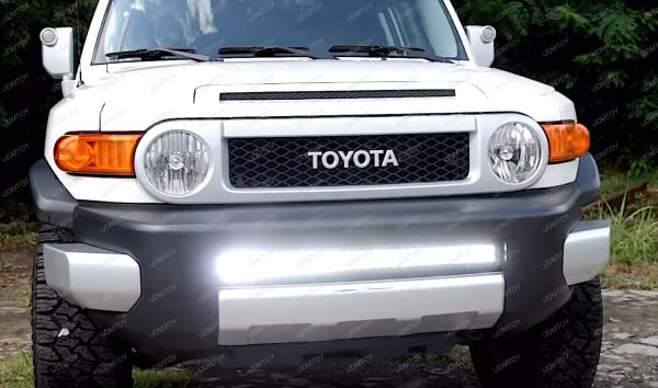 Light bar fj cruiser light shop light ideas 180w 30 led light bar w lower bumper bracket wirings for toyota about us terms conditions mozeypictures Image collections