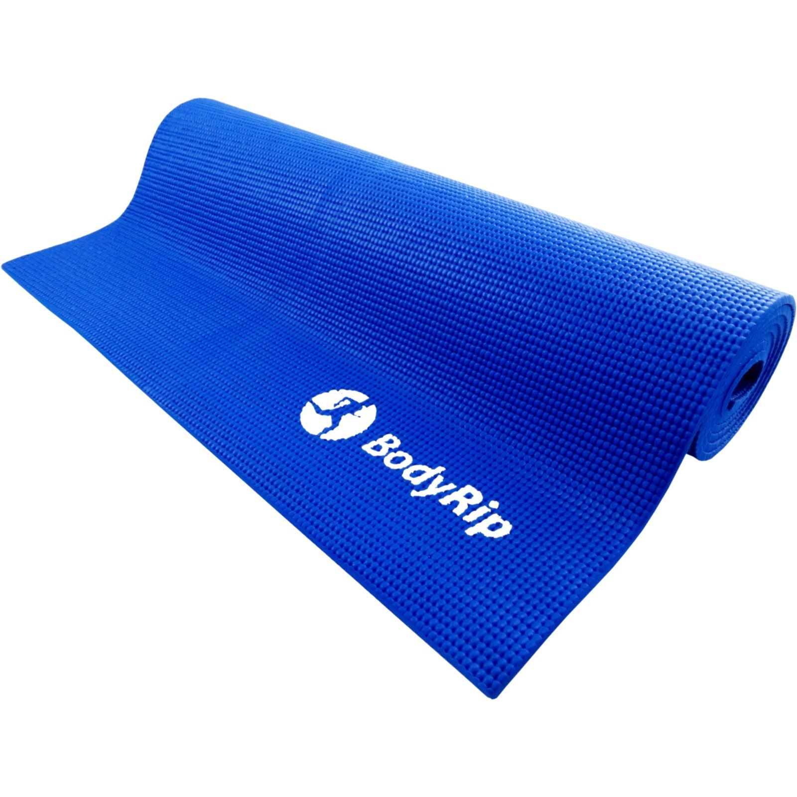 Yoga Pilates Fitness Gymnastic Mats 6mm Workout Gym