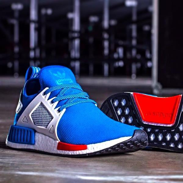 43b393a27bb5b hot sale New adidas NMD XR1 Gets Tonal Blue Colorway Sneaker