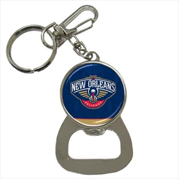 Details About New Orleans Pelicans Bottle Opener Keychain Nba Basketball
