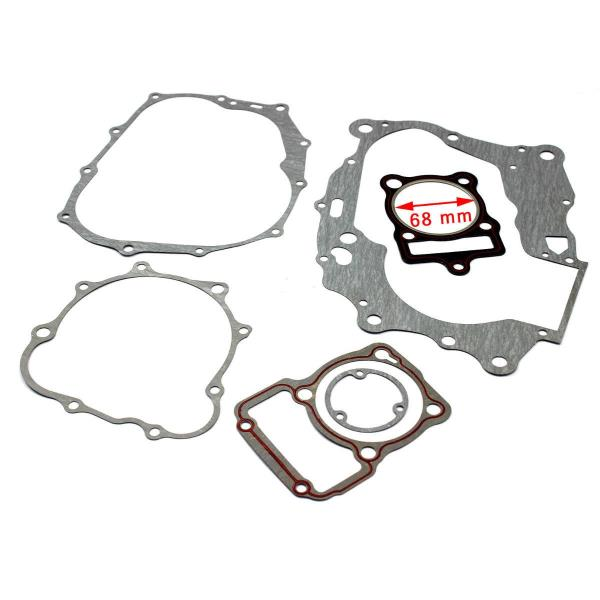 New Engine Head Gasket Kit Cg 250 Cc Air Cooled Pit Quad Dirt Bike