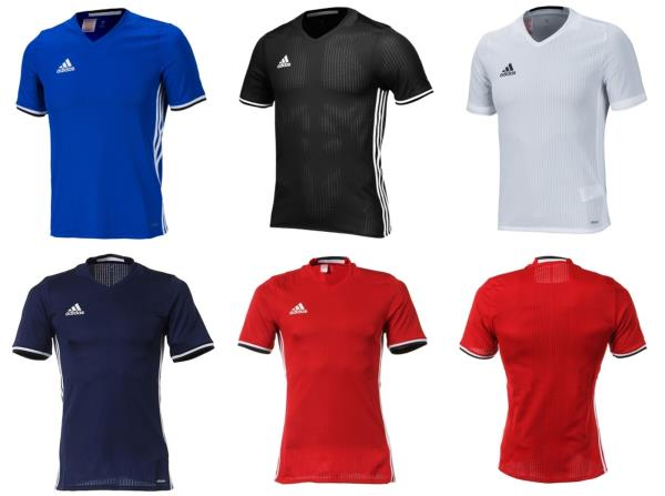 Details about Adidas Youth Condivo 16 Training Soccer Adizero 5 Colors S/S  Kid Shirts AP4367